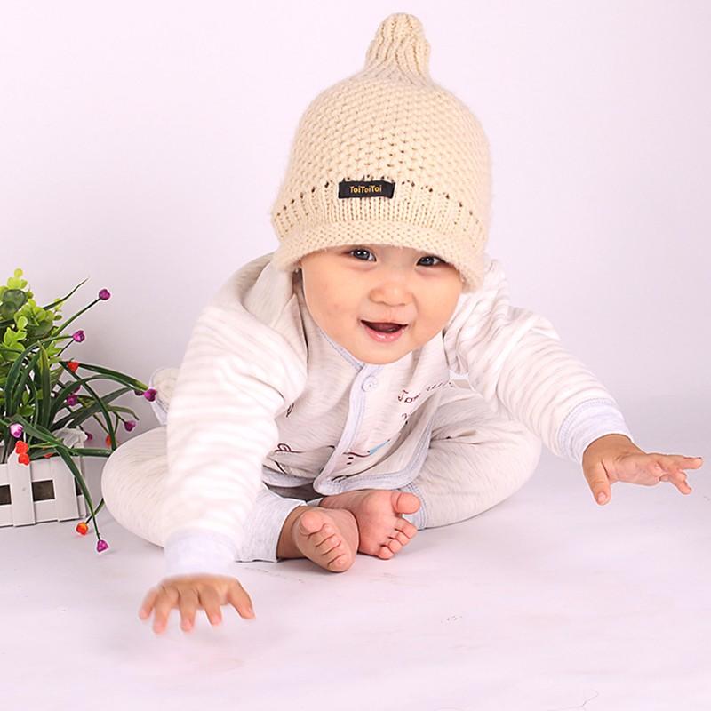 2PCS Winter Newborn Set Cartoon Hippo Girl Boys Clothes Long Sleeve Unisex Suit Baby Top+Pants Sets Candy Color Infant Underwear (6)
