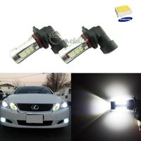 20pcs Super Bright Ultra White Projector LED 21 2835 SMD 9006 HB4 Bulbs DRL Driving Fog