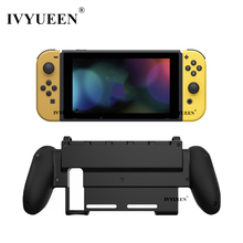 IVYUEEN Protective Case for Nintend Switch NS NX Console Shell Handle Grip with Game Card Slot for Nintendoswitch Control Grips