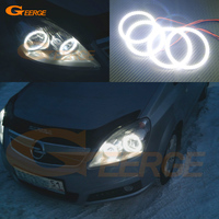 For Opel Zafira B 2005 2008 Excellent Angel Eyes Ultrabright Illumination Smd Led Angel Eyes Halo