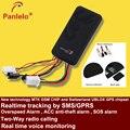 O envio gratuito de 2017 Mais Novo Carro Chegada Mini Perseguidor do GPS Do Veículo Online alarme sos em tempo real GSM GPRS GPS tracker para carro Motocle