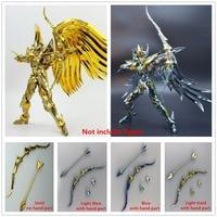 GT Great Toys Metal Bow and arrow for Bandai Saint Seiya Cloth Myth EX Soul of Gold SOG GOD Sagittarius Aiolos 10th Pegasus