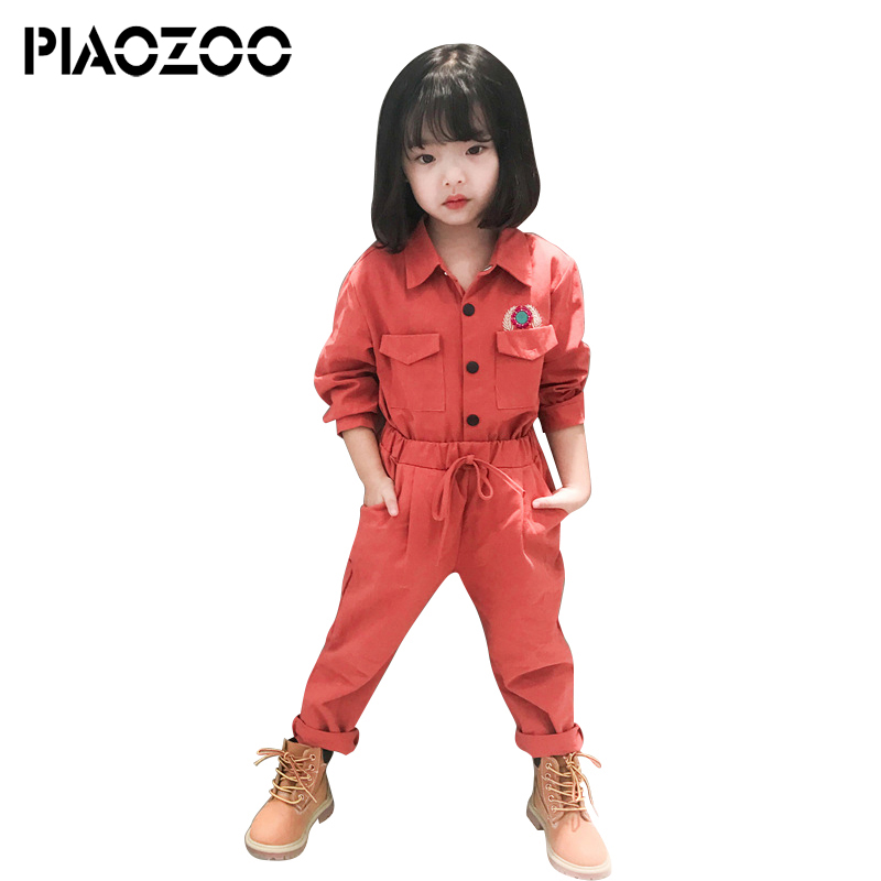 Work Pant Suits 2 Piece Set for Girl single Breasted School Shirts &PantsTrouser solid color outerwear winter sportwear P20 цена 2017