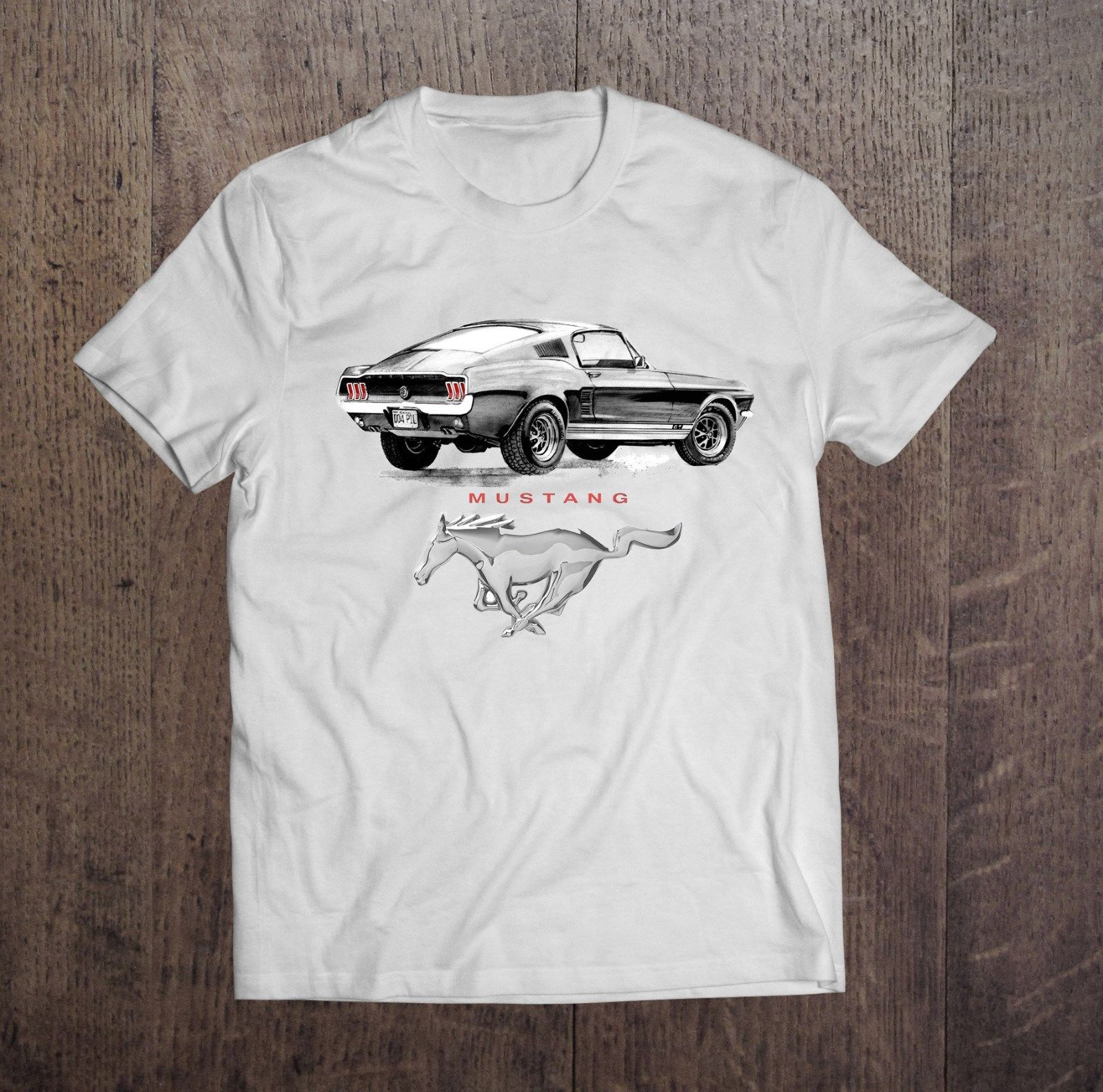 I Don`t Snore I Dream I`m A Eleanor Shelby Mustang Gt 500 196 T-shirts, Tops & Shirts Kids Car T-shirt