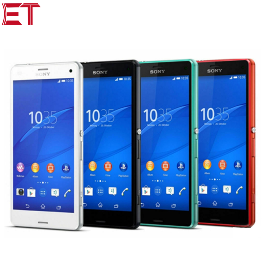 "Image 5 - Original Sony Xperia Z3 Compact D5803 Mobile Phone 2GB RAM 16GB ROM 4.6"" Snapdragon 801 Quad Core Android Phone Z3 Compact M55W-in Cellphones from Cellphones & Telecommunications"