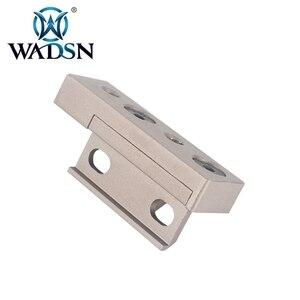 Image 5 - WADSN тактический флэш светильник Mlok Keymod светильник с креплением для Surfire M300/M600/M300V/M600V/M600B Softair скаутские огни светильник s