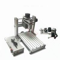 3D ЧПУ 4020 гравировка машины 3/4/5 оси ЧПУ гравер мини для дерево тиснением pcb ПВХ и т. д.