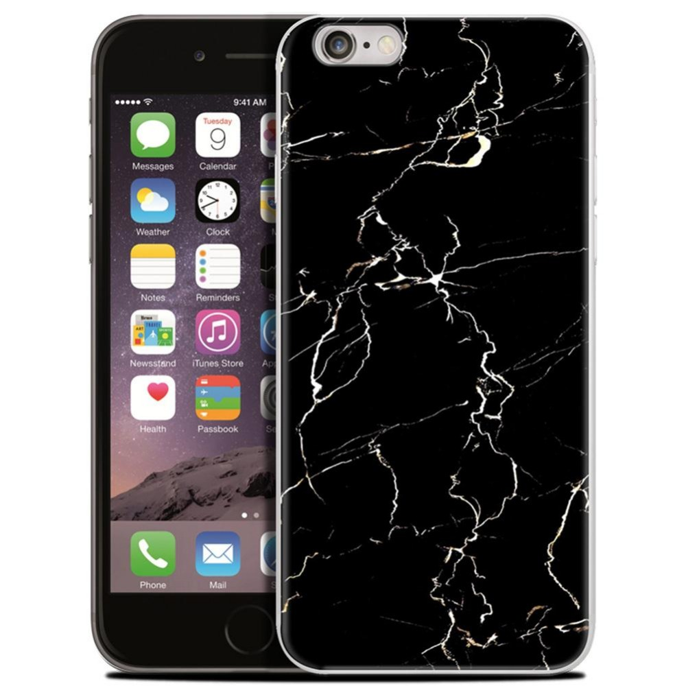 Hot Sale Soft Slim Granite Marble Texture Gel TPU Back Case Cover for iPhone 7 Phone Case Screen Protector