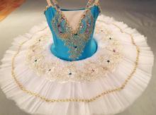 Adult Swan Lake Classical Ballet Tutu Ballet Costume 4 Colors Professional Ballet Tutu Black Ballet Tutus Performance B-6439