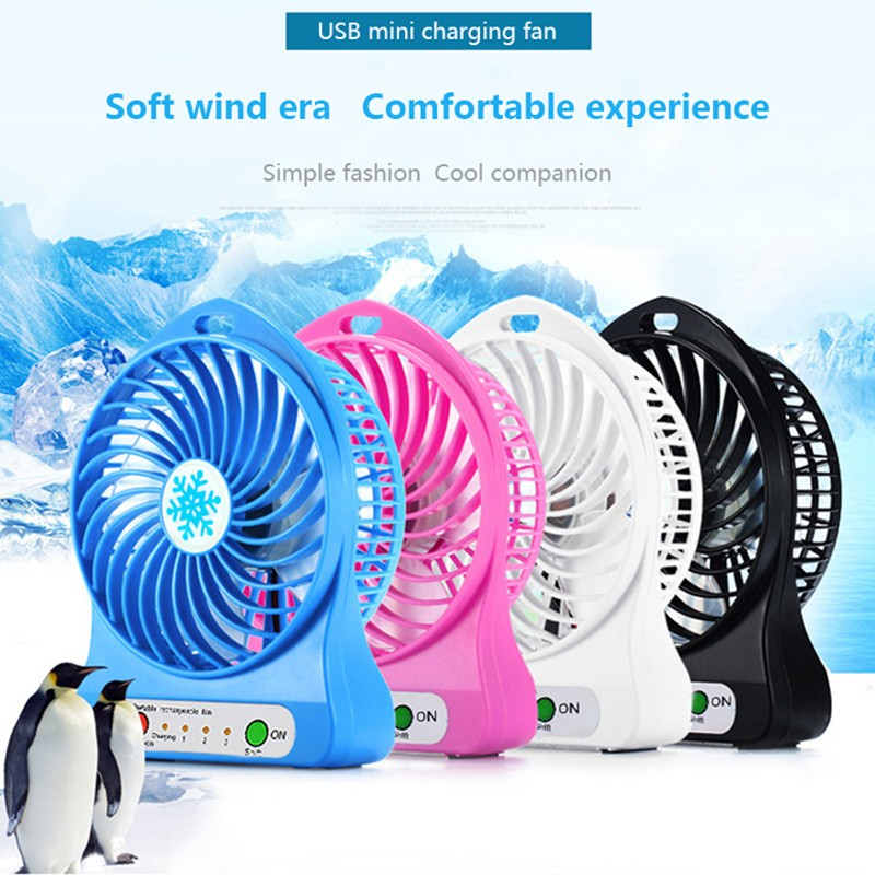 Portable Mini  Fans Usb Charging Small Fan Student Outdoor Summer Air Cooler Mini Portable Handheld Charging Small Fan