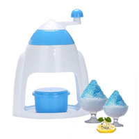 Newest Summer Ice Shaver Crusher Snow Cone Candy Maker Machine House Manual A1765c