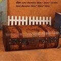Caixa de madeira de Armazenamento organizador De Maquiagem Caixa de Maquiagem Caixa De Armazenamento Boite rangement Cajas organizadoras Joyeria Cosméticos organizador