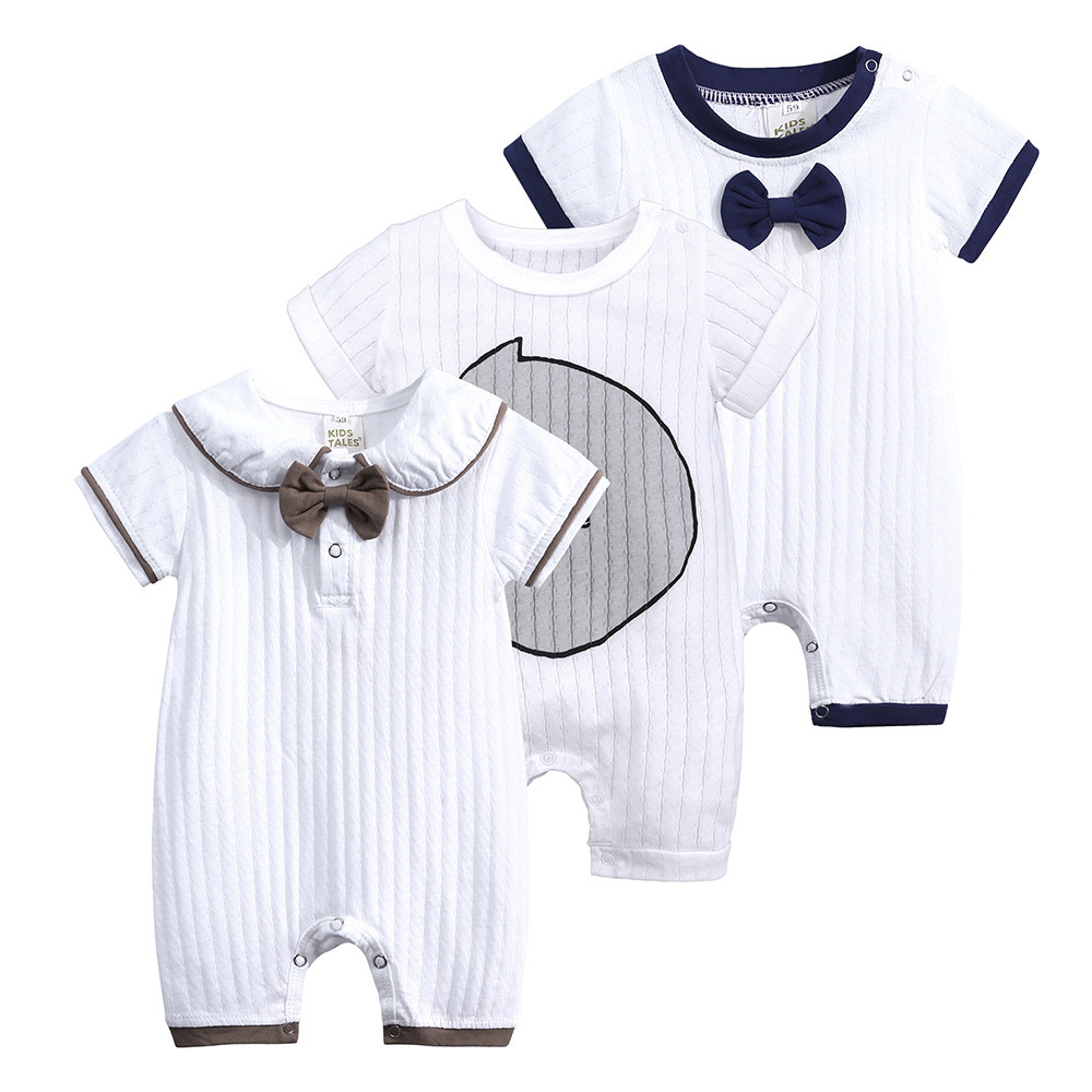 Newborn Toddler Infant Baby Boys Girls Striped   Romper   Jumpsuit Outfits Clothing baby girl clothes new born baby clothes