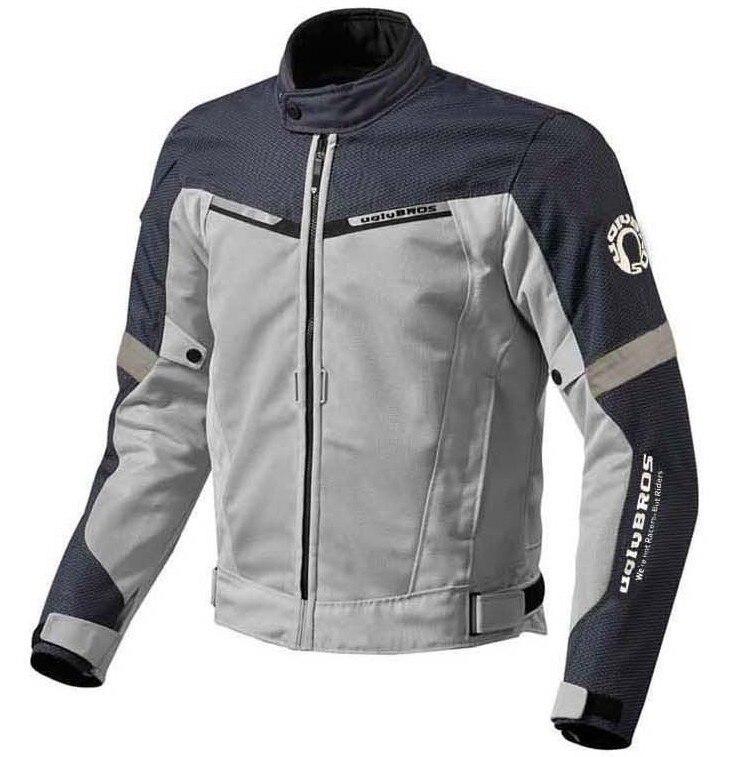 Livraison gratuite 2018 uglyBROS veste de Moto hommes multi-fonction Moto veste Cruiser longue distance voyage veste veste de course