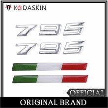 KODASKIN 3D 795 Sticker Decal Emblem for DUCATI Monster