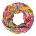Европа и соединенные Штаты новый Бали пряжи печати женский шарф