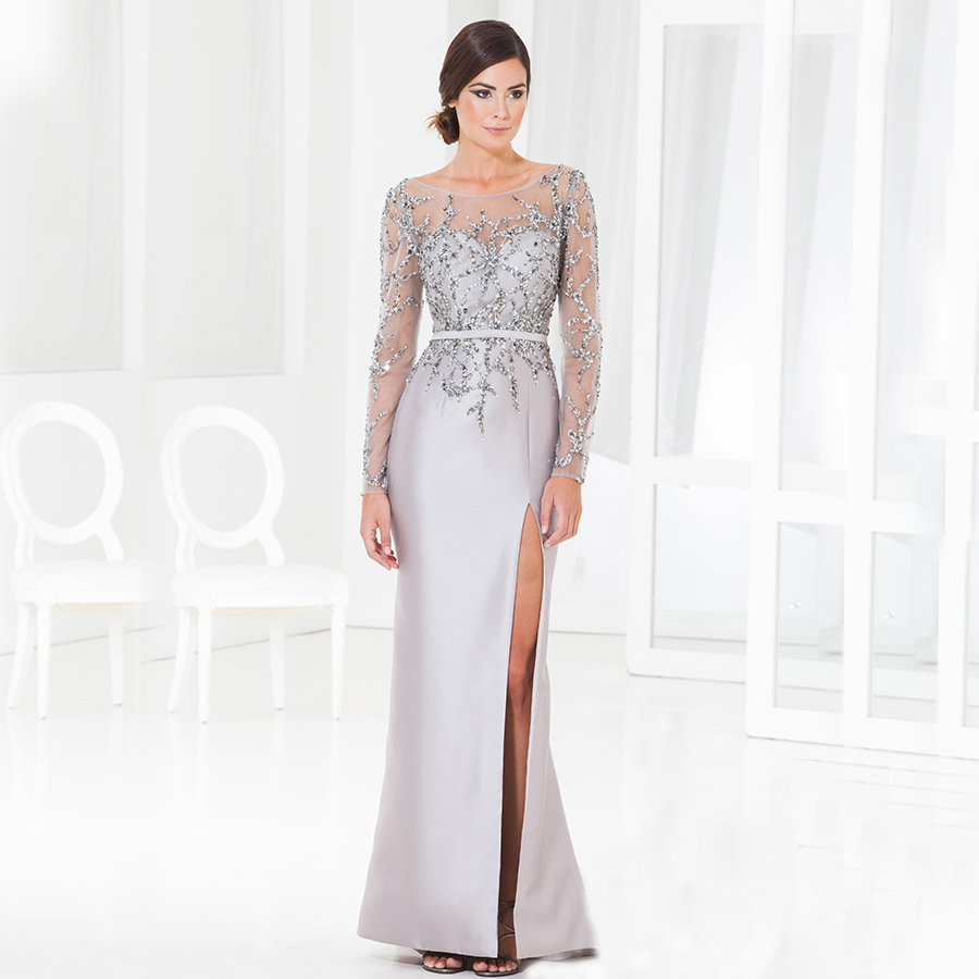 Cheap Silver Prom Dresses