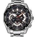PAGANI DESIGN Luxury Chronograph Stainless Steel Wrist Watch Fashion Clock Dive 30M Waterproof Quartz Watch relogio masculino
