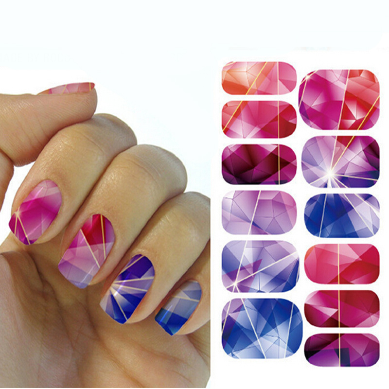diy nail stickers | Poemsrom.co