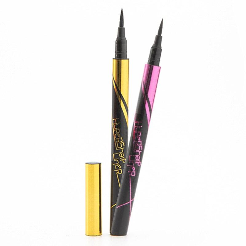 1PC Black Brown Waterproof Eyeliner Pencil Long-lasting Liquid Eye Liner Pen Pencil Make Up Tool
