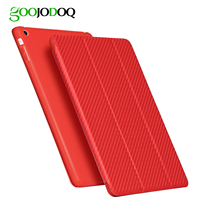 Shockproof Case For IPad 2018 9 7 Inch Cover Silicone Soft Back For IPad 2017 Case