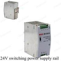듀얼 출력 전원 공급 장치 전압 ac/dc 24 v 120 w 변압기 스위치 전원 공급 장치 레일 어댑터 드라이버 빛 led 스트립에 대 한