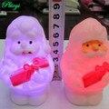 Santa Claus Juguete Niños Regalos Celebraciones Pat Iluminación Juguetes PF0561