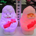 Santa Claus Toy Children Gifts Holiday Celebrations Pat Lighting Toys PF0561