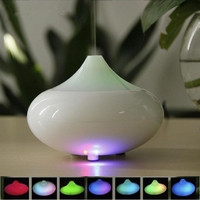 140ml Essential Oil Aroma Diffuser Ultrasonic Humidifier Air Purifier Home Office Mini Aroma Diffuser Aromatherapy Mist