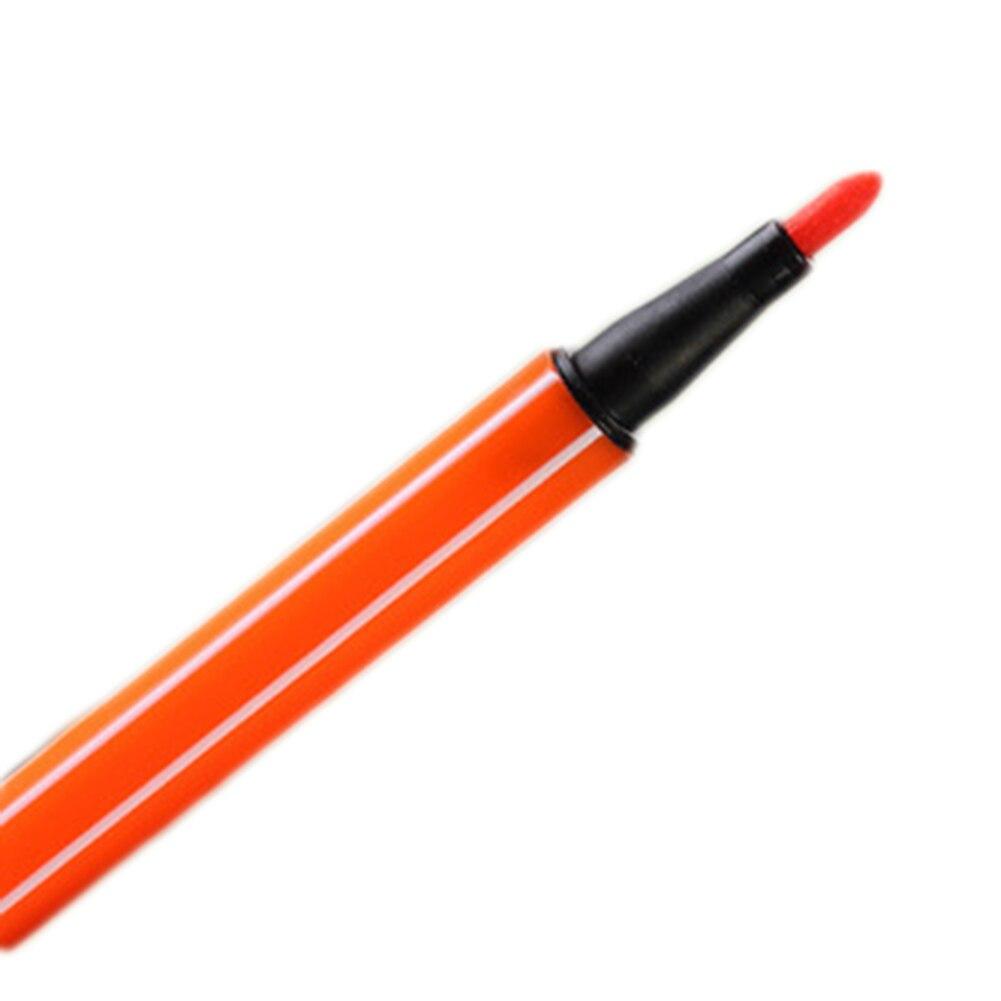 12 шт./упак. бутылки ребенка нетоксичные граффити Цвет карандаш Детские воды Цвет школы ручка маркер канцелярские разные цвета