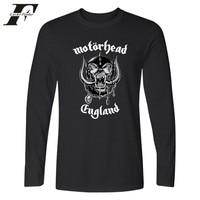 LUCKYFRIDAYF Motörhead Printed T-shirt Männer Frühling Langarm T Shirt Männer Hip Hop Biker Abzeichen Mode Lässig Lustige T-shirt 4XL