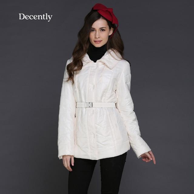 MOHNASS 2015 Spring blouses sintepon Women Brand clothes Short Woman Coat Slim Jacket RUS Free Shipping MC-5B7510