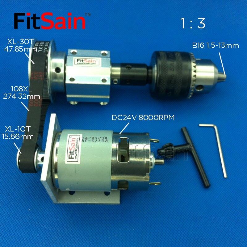 FitSain XL 1 3 775 B16 DIY bench saw spindle precision micro table saw transmission bearing