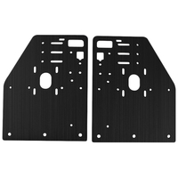 PPYY NEW 3D Printer Accessories For Ooznest Ox Cnc Plates Engraving Machine Build Board For Openbuilds