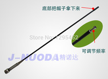CB Radio CB-2702 27MHz 2dB Gain CB Mobile Antenna SL-16J Connector 70.7cm Length CB2702(China)