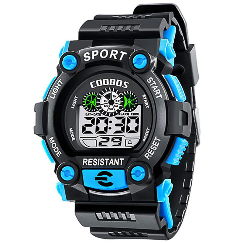 Watch Multifunction Children Digital Wristwatch Alarm Baby Watch With Remote Monitoring Birthday Gifts For Kids in Digital Watches from Watches