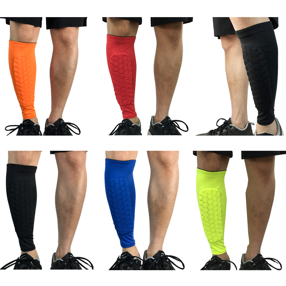 Sports Leg Protections Anti-collision Running Outdoor Guards Protective Gear SPSLF0022