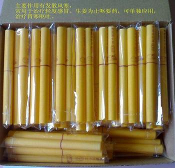 Darmowa wysyłka Super jakości autentyczne imbir brzucha świeca brzuch świeca 50 par tanie i dobre opinie Zestaw NoEnName_Null 50 pairs Unisex Length 15 cm Ciało pure cotton fabric BEEWAX Guangdong China (Mainland)