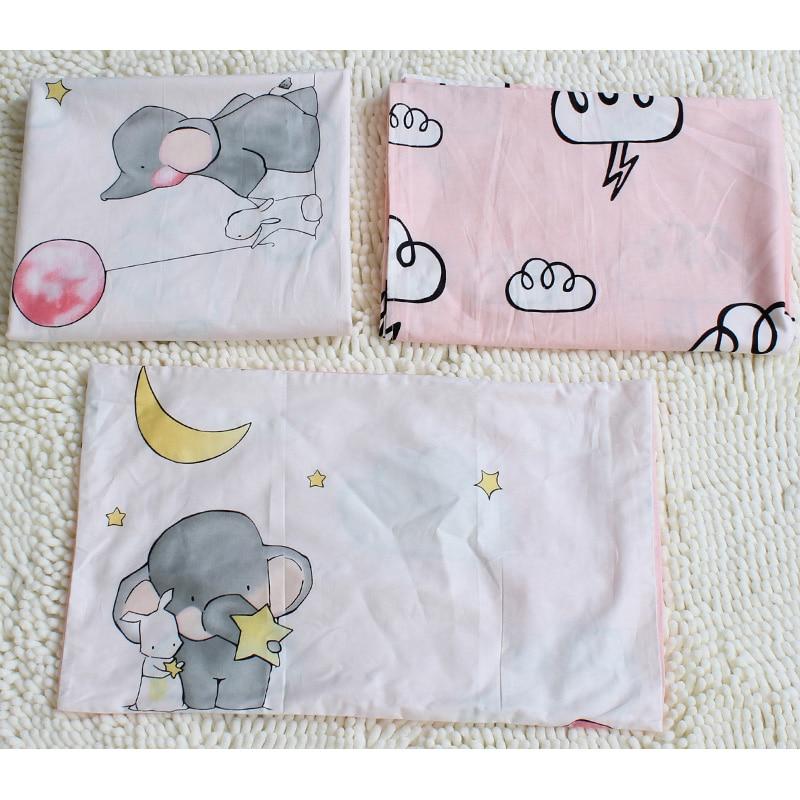 Elephant Patterned Bedding Set