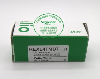 Time relay REXL4TMB7 4A4B AC24V