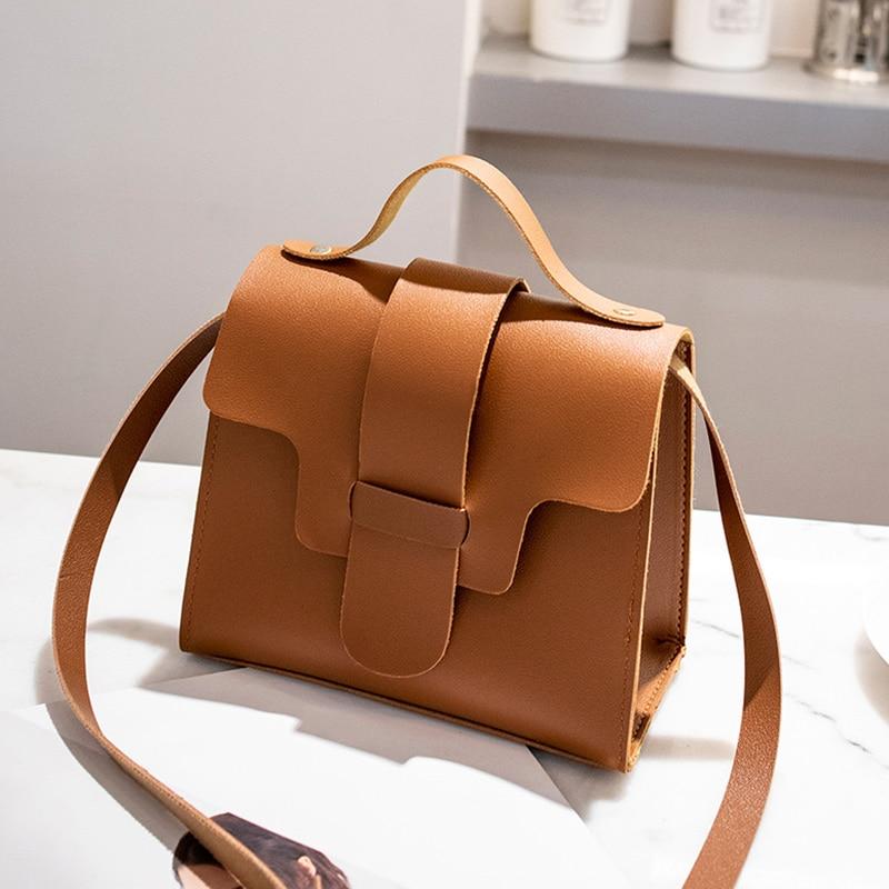 Women Retro Crossbody Bags Female Stylish Mini Messenger Shoulder Bag LT88