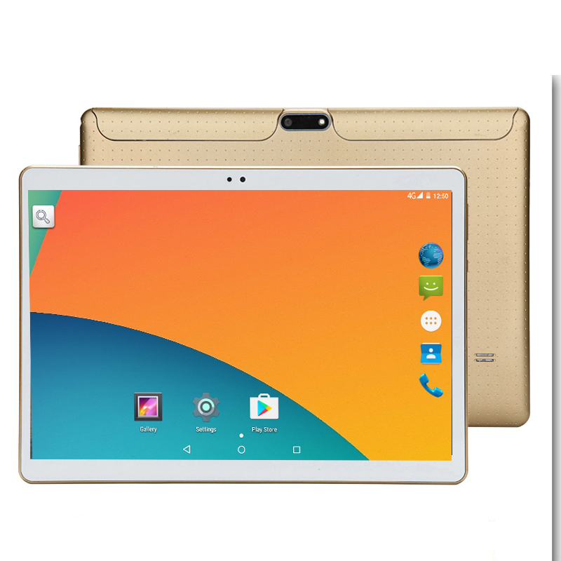 2019 Hot T805C Large Capacity Android 8.1 Google Play Attest Tablet Octa Core 4GB RAM 32 64 128 GB ROM IPS Laptop Kids Tablets