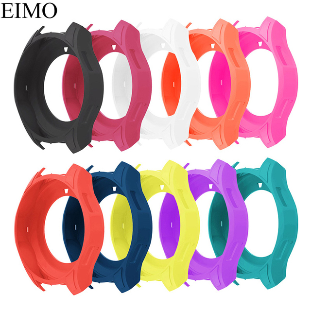 EIMO Protect Case Cover for Samsung Gear S3 classic frontier Band 22mm Colorful