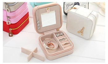 Travel Jewelry Box Small Makeup Organizer