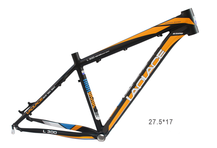 laplace Mtb frame /7005 ALLOY FRAME /mountain bike frame 26er 27.5er 4 colors optional ems shipping