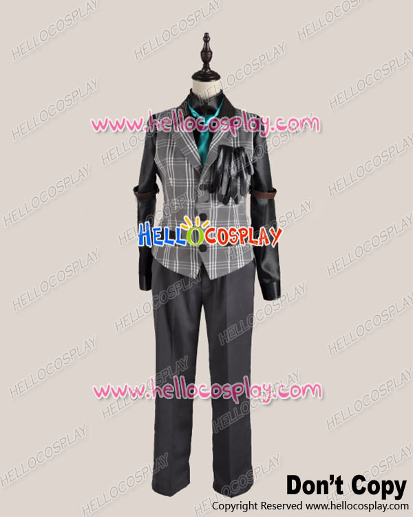 Uta No Prince Sama 2000% Cosplay Cecil Aijima Idol Song Costume H008