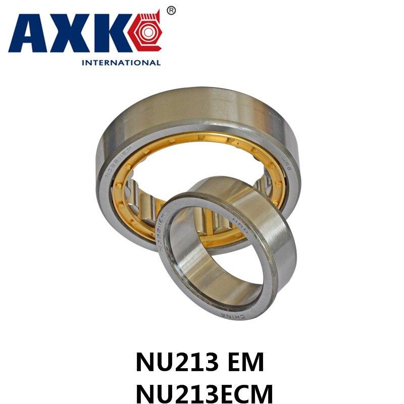 Axk Nu213 Em Or Nu213ecm (65x120x23mm)brass Cage Cylindrical Roller Bearings Abec-1,p0 канцелярский набор многоразовая тетрадь econote a5 blue ecm 02