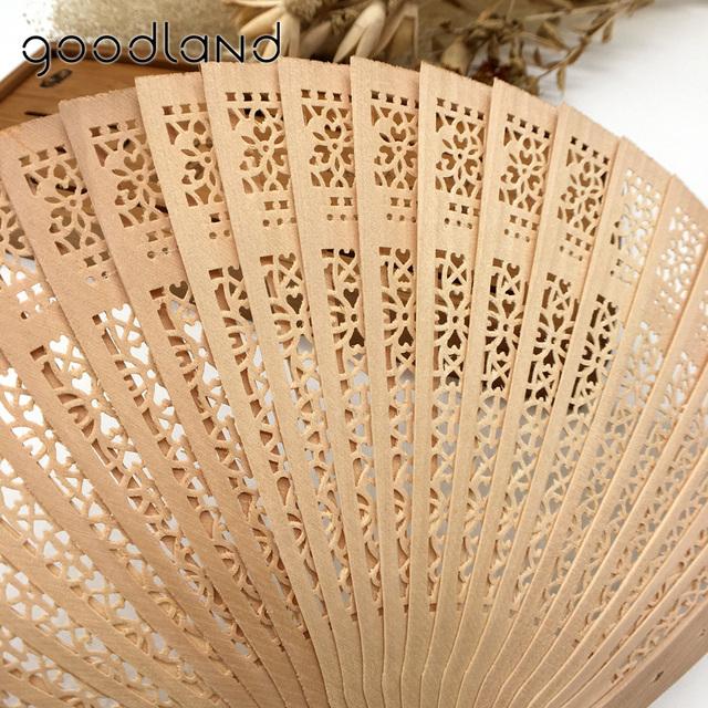 Original Bamboo Pocket Fan/Home Decor