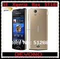 Оригинальный Sony Ericsson Xperia Ray ST18 ST18i Открыл Мобильный Телефон SE 3 Г GSM, WIFI, GPS 8MP дропшиппинг