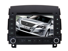 Envío libre 6.2 Pulgadas de Coches Reproductor de DVD para hyundai sonata 2006 2007 2008 Radio de Navegación GPS Bluetooth + Mapa LIBRE cámara
